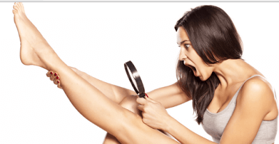 Have no fear ingrown hairs can disappear with laser hair removal