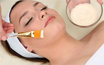 Erase Years of Damage With an AFA Gel Peel and Clay Peel Mask