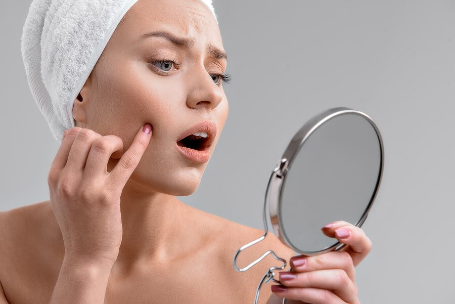 Ways to stop picking at pimples