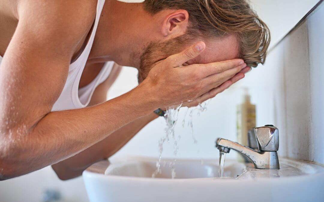 Why men should have a daily skin care regimen